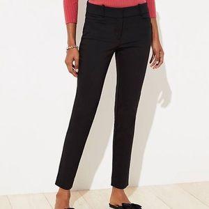 Ann Taylor Marisa Skinny Black Dress Pants size 6